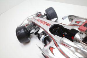 デアゴスティーニ 18 マクラーレン MP4-23 McLaren アクリルケース 付- (10)