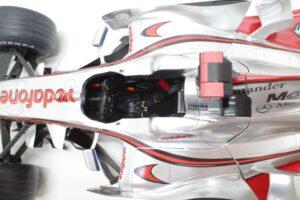 デアゴスティーニ 18 マクラーレン MP4-23 McLaren アクリルケース 付- (15)