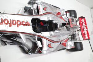 デアゴスティーニ 18 マクラーレン MP4-23 McLaren アクリルケース 付- (16)