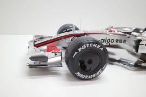 デアゴスティーニ 18 マクラーレン MP4-23 McLaren アクリルケース 付- (17)