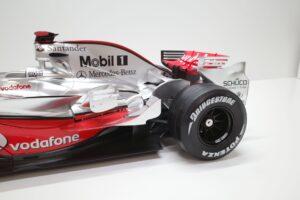 デアゴスティーニ 18 マクラーレン MP4-23 McLaren アクリルケース 付- (19)