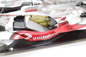 デアゴスティーニ 18 マクラーレン MP4-23 McLaren アクリルケース 付- (21)