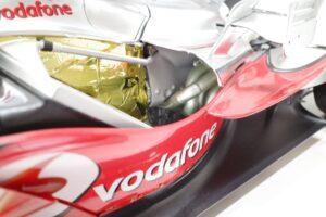 デアゴスティーニ 18 マクラーレン MP4-23 McLaren アクリルケース 付- (22)