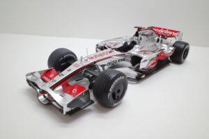 デアゴスティーニ 18 マクラーレン MP4-23 McLaren アクリルケース 付- (25)