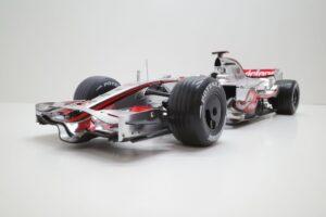 デアゴスティーニ 18 マクラーレン MP4-23 McLaren アクリルケース 付- (26)