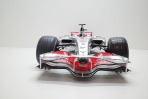 デアゴスティーニ 18 マクラーレン MP4-23 McLaren アクリルケース 付- (27)
