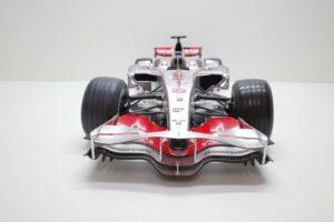デアゴスティーニ 18 マクラーレン MP4-23 McLaren アクリルケース 付- (28)