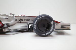デアゴスティーニ 18 マクラーレン MP4-23 McLaren アクリルケース 付- (36)