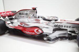 デアゴスティーニ 18 マクラーレン MP4-23 McLaren アクリルケース 付- (37)