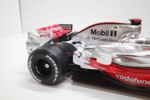 デアゴスティーニ 18 マクラーレン MP4-23 McLaren アクリルケース 付- (38)