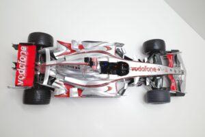デアゴスティーニ 18 マクラーレン MP4-23 McLaren アクリルケース 付- (41)
