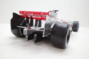 デアゴスティーニ 18 マクラーレン MP4-23 McLaren アクリルケース 付- (48)