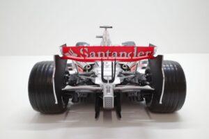 デアゴスティーニ 18 マクラーレン MP4-23 McLaren アクリルケース 付- (53)