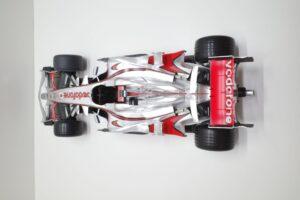 デアゴスティーニ 18 マクラーレン MP4-23 McLaren アクリルケース 付- (62)