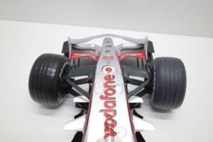 デアゴスティーニ 18 マクラーレン MP4-23 McLaren アクリルケース 付- (70)