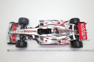 デアゴスティーニ 18 マクラーレン MP4-23 McLaren アクリルケース 付- (71)