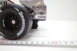 デアゴスティーニ 18 マクラーレン MP4-23 McLaren アクリルケース 付- (73)