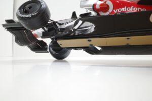 デアゴスティーニ 18 マクラーレン MP4-23 McLaren アクリルケース 付- (76)