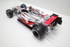 デアゴスティーニ 18 マクラーレン MP4-23 McLaren アクリルケース 付- (8)