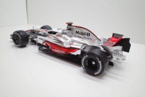 デアゴスティーニ 18 マクラーレン MP4-23 McLaren アクリルケース 付- (82)