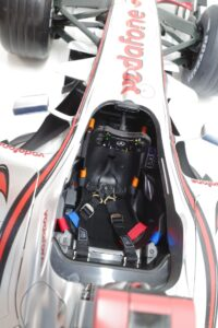 デアゴスティーニ 18 マクラーレン MP4-23 McLaren アクリルケース 付- (87)