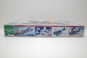 バンダイ 1-24 零式艦上戦闘機 52型 丙 日本海軍 零戦– (7)