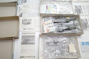 フジミ ハセガワ タミヤ他 1-72 ヘリコプター アグスタ ベル 212ASWシーキング他 (7)