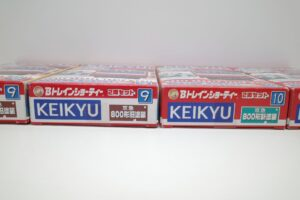 Bトレインショーティー 京急 800形 旧 新 塗装 2両セット他- (5)