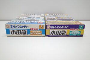 Bトレインショーティー 小田急 2600形 旧塗装5000形 2両セット 小田急電鉄 Bトレ 鉄道模型- (5)