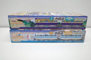 Bトレインショーティー 小田急 2600形 旧塗装5000形 2両セット 小田急電鉄 Bトレ 鉄道模型- (7)