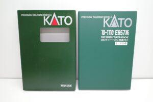 KATO カトー Nゲージ 10-1110 E657系 スーパーひたち 6両 基本セット 1-6号車- (1)