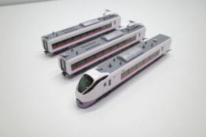 KATO カトー Nゲージ 10-1110 E657系 スーパーひたち 6両 基本セット 1-6号車- (16)