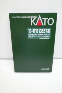 KATO カトー Nゲージ 10-1110 E657系 スーパーひたち 6両 基本セット 1-6号車- (17)