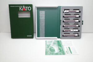 KATO カトー Nゲージ 10-1110 E657系 スーパーひたち 6両 基本セット 1-6号車- (3)