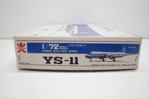 バンザイ 旧 バンダイ 172 YS-11 全日空 ANA 旅客機 プラモデル- (3)