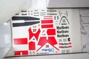 フォーミュラ Formula 43 1-43 FK 02 マクラーレン McLaren MP4-5B– (1)