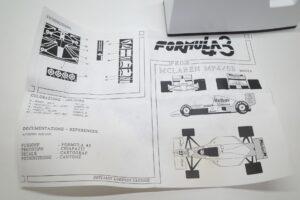 フォーミュラ Formula 43 1-43 FK 02 マクラーレン McLaren MP4-5B– (1 (3)