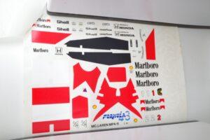 フォーミュラ Formula 43 1-43 FK 16 マクラーレン ホンダ — (11)