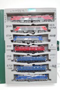 KATO カトー Nゲージ 機関車 EH500 金太郎DF200EF210他- (10)