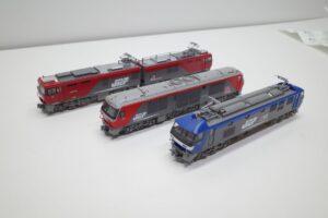 KATO カトー Nゲージ 機関車 EH500 金太郎DF200EF210他- (18)