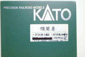 KATO カトー Nゲージ 機関車 EH500 金太郎DF200EF210他- (2)