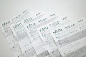 KATO カトー Nゲージ 機関車 EH500 金太郎DF200EF210他- (3)