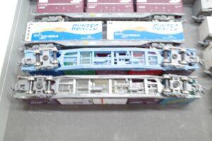 KATO カトー TOMIX トミックス Nゲージ コンテナ 貨物列車 12両 セット (10)