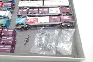 KATO カトー TOMIX トミックス Nゲージ コンテナ 貨物列車 12両 セット (7)