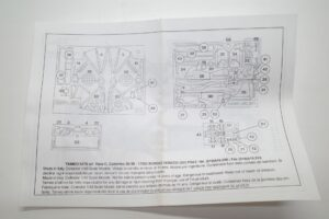 TAMEO 1-43 タメオ TMK 153 ウイリアムズ ルノー FW14B (12)