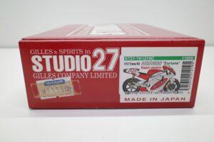 スタジオ STUDIO 27 1-12 ST27-TK1219C ホンダ NSR500 Fortuna Katou だいじろう Version #74- (1)