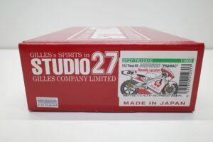 スタジオ STUDIO 27 1-12 ST27-TK1231C ホンダ NSR500-PRAMAC- (1)