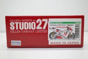 スタジオ STUDIO 27 1-12 ST27-TK1231C ホンダ NSR500-PRAMAC- (2)