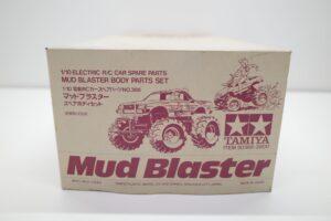 ラジコン RC タミヤ 1-10 マッドブラスター MUD BLASTER スペア ボディ セット No (4)