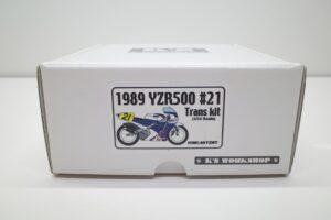 K'S WORKSHOP 1-12 ヤマハ 1989 YZR500 #21 TECH 21 YAMAHA Trans kit (1)